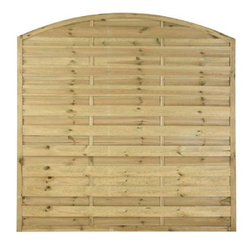 Windermere Bow Top Fence Panel